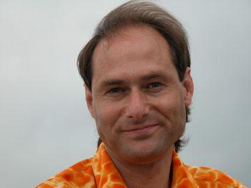Dr. Stefan Sommer headshot